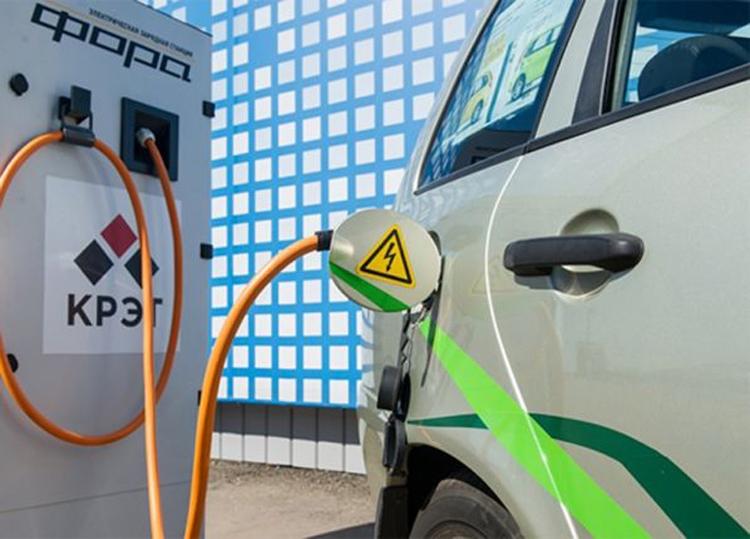 """Инфраструктура зарядных станций для электромобилей в России расширится"""""""