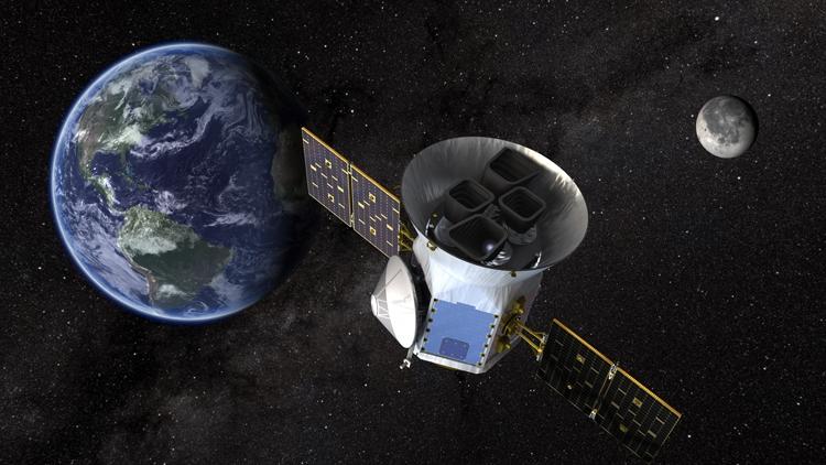 «Охотник запланетами» зонд TESS отправится вкосмос уже весной