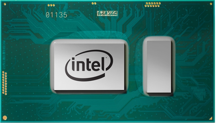 SoC Intel Kaby Lake Refresh-U (Kaby Lake-R)