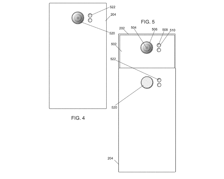 Смартфоны BlackBerry могут получить тыльную камеру с необычной конструкцией
