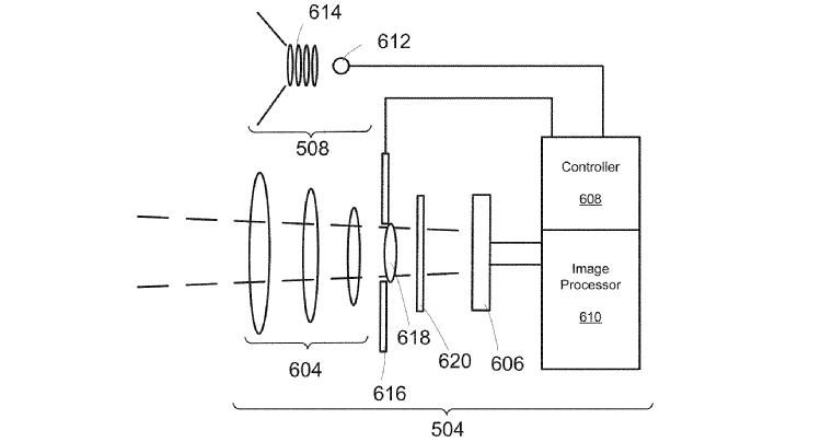 """Смартфоны BlackBerry могут получить тыльную камеру с необычной конструкцией"""""""