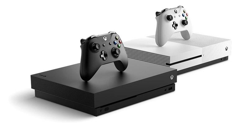 """В ближайшее время Xbox One S и One X получат поддержку 1440p"""""""