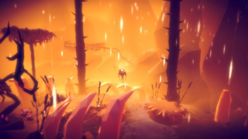 Цветовая гамма в игре постоянно меняется, равно как и настроение с погодой