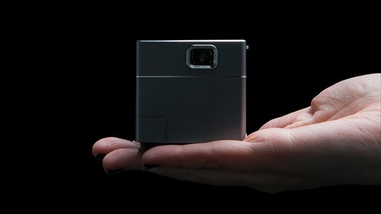 """Трио мини-проекторов Kodak для мобильных устройств"""""""