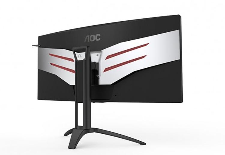 """AOC AG352UCG6 Black Edition: изогнутый монитор для игровых систем"""""""