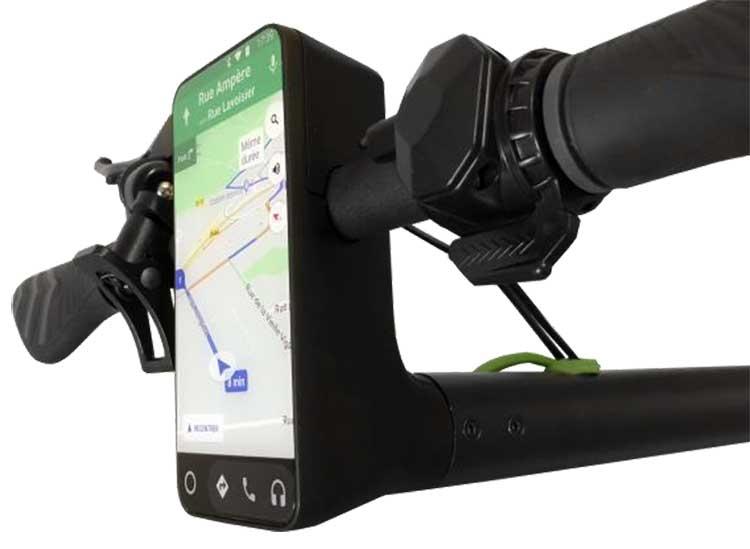 """Archos представила первый в мире электросамокат под управлением Android"""""""