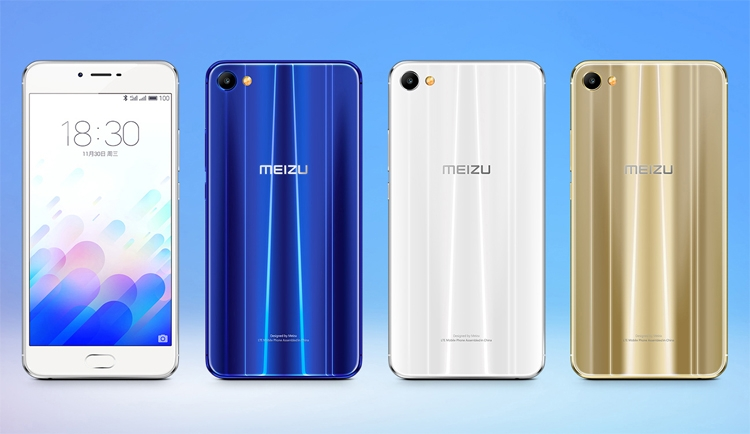 Вконце 2018г впродаже появится смартфон Meizu X2