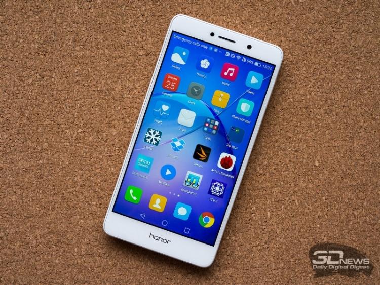 """Huawei увеличит долю смартфонов на базе своих процессоров"""""""