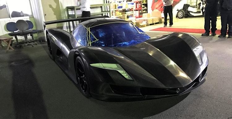 "Электрический суперкар Aspark Owl ускоряется до «сотни» за 1,89 секунды"""