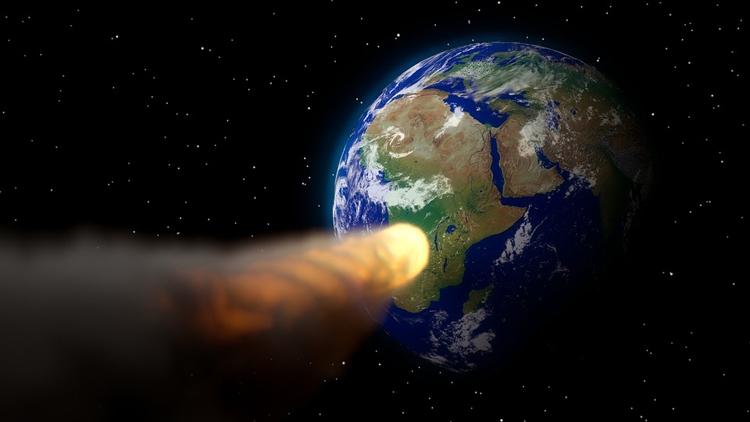 Русские физики выдумали защиту отразрушительных астероидов