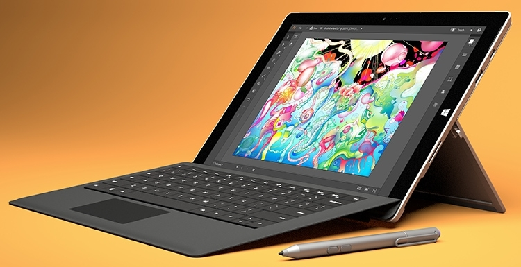 "Microsoft выпустила прошивку для Surface Pro 3 против Spectre"""
