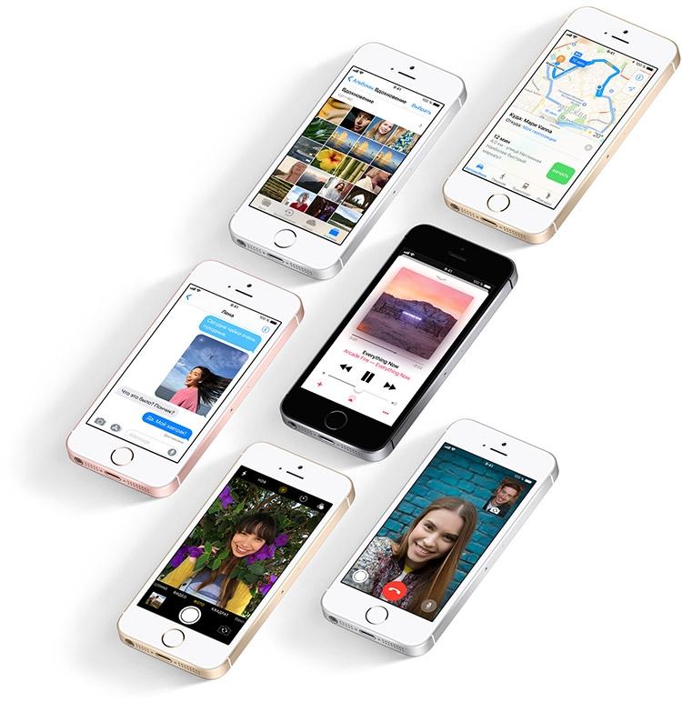 Apple может представить iPhone SE 2 на WWDC 2018 в июне