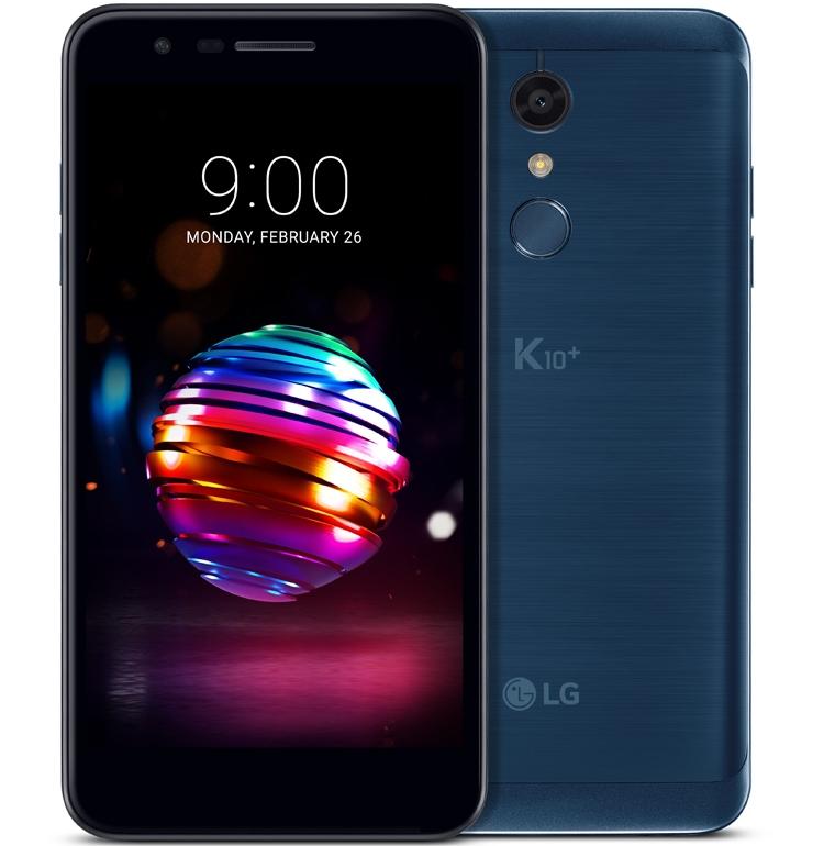 LGпредставит обновленные мобильные телефоны K8 иK10 (2018) наMWC