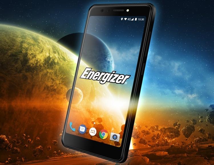 """Смартфон Energizer Power Max P490S получил четыре камеры и экран 18:9"""""""