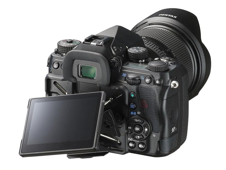 "Pentax K-1 Mark II: полнокадровый зеркальный фотоаппарат за $2000"""