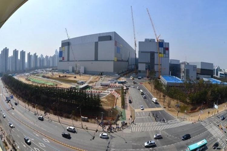 Завод 17 Line Samsung (http://english.etnews.com)