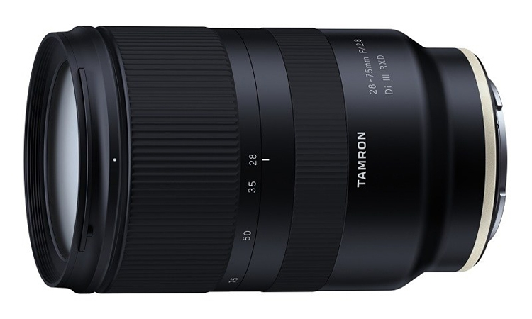 "Tamron готовит новый объектив для полнокадровых беззеркалок Sony"""