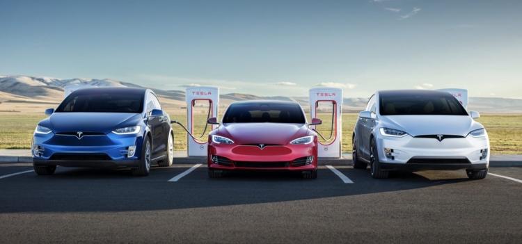 """Tesla — №1 в классе люкс: статистика продаж электрокара Model S в Европе"""""""