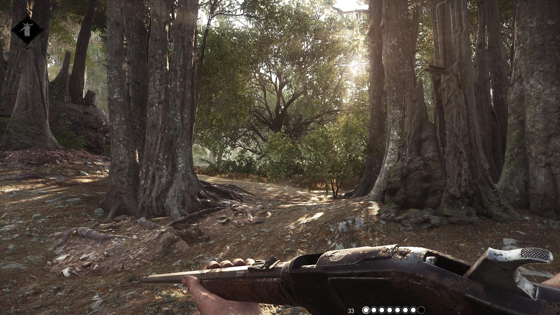 Hunt Showdown вышла враннем доступе Steam