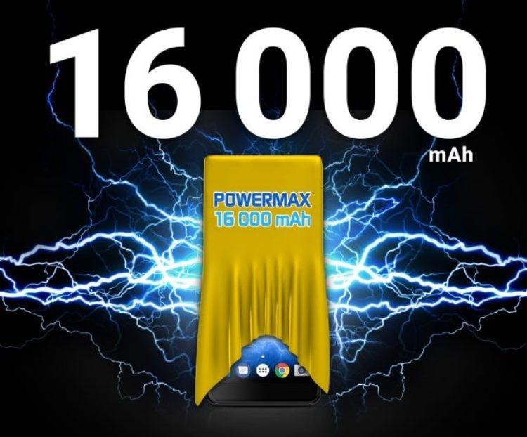 "На MWC 2018 будет представлен суперавтономный смартфон  Energizer POWER MAX P16K Pro"""