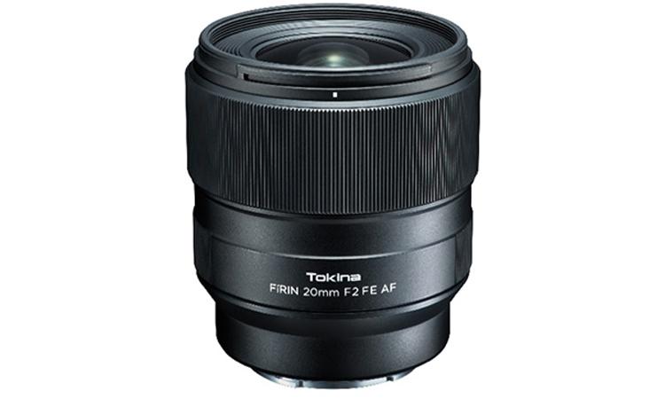 """Объектив Tokina FíRIN 20mm F2 FE AF рассчитан на камеры Sony E-Mount"""""""