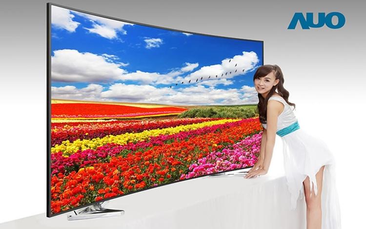 AU Optronics готовится к началу поставок панелей для 8К-телевизоров