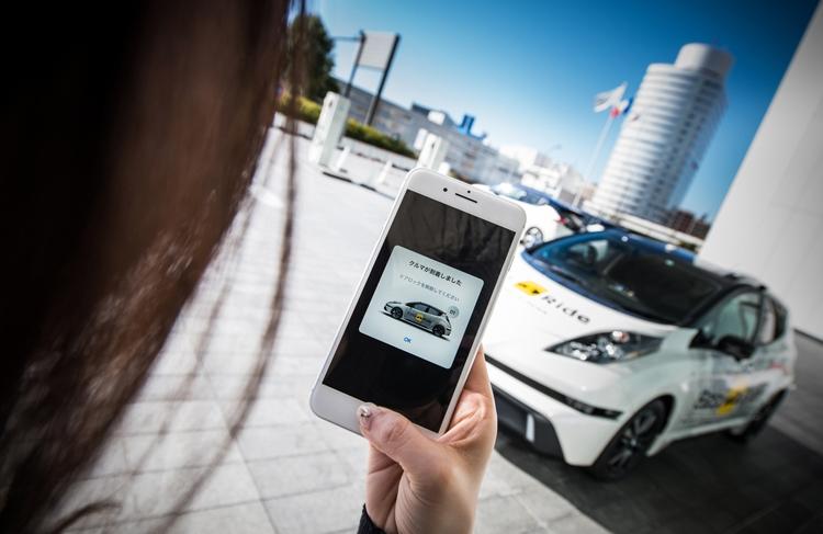 """Роботакси Nissan начнут перевозить пассажиров с 5 марта"""""""