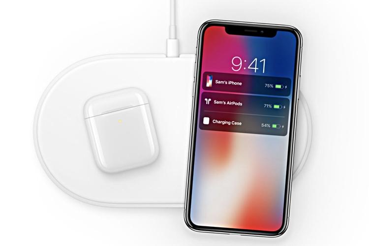 Выход беспроводной зарядки Apple AirPower ожидается в марте