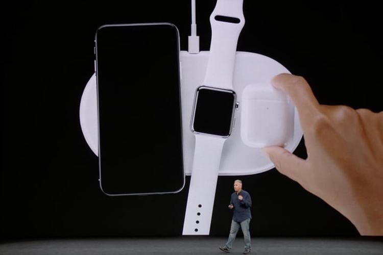 """Выход беспроводной зарядки Apple AirPower ожидается в марте"""""""
