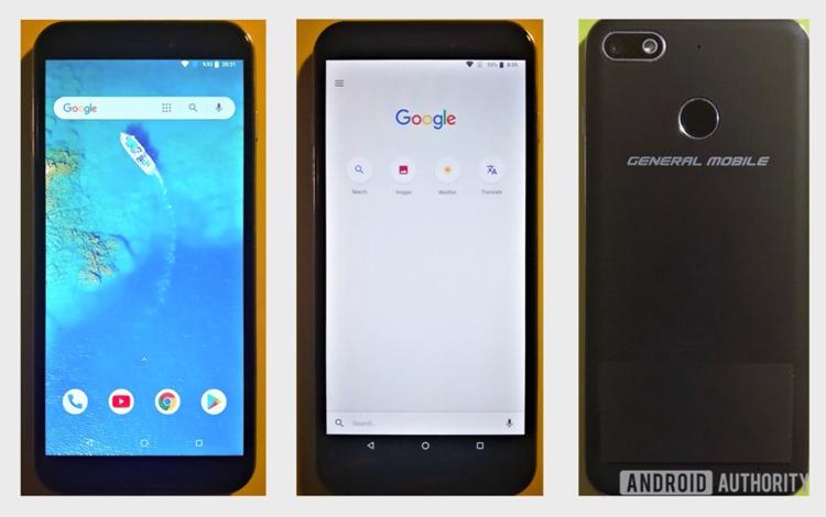 "Рассекречен смартфон General Mobile на базе Android Oreo (Go Edition)"""
