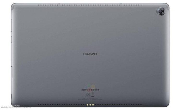 """В Сети появились рендеры флагманского Android-планшета Huawei MediaPad M5 Pro"""""""