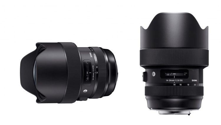 Объектив Sigma 14-24mm F2.8 DG HSM Art обойдётся в $1300""