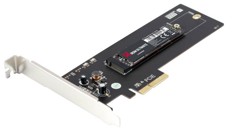 242 4 - Скоростные SSD GOODRAM IRDM Ultimate готовятся к дебюту