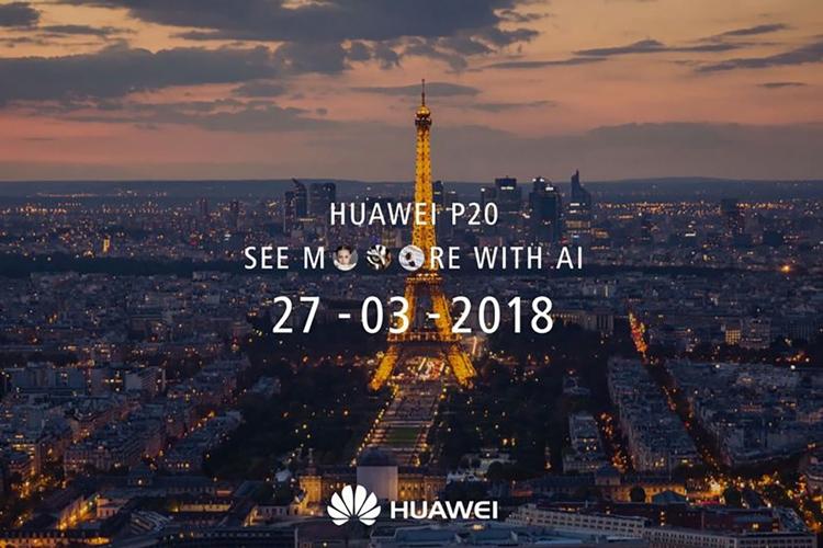 """Huawei определилась с датой и местом анонса смартфона P20"""""""