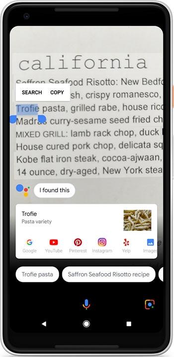 """Google выпустила платформу дополненной реальности ARCore 1.0"""""""