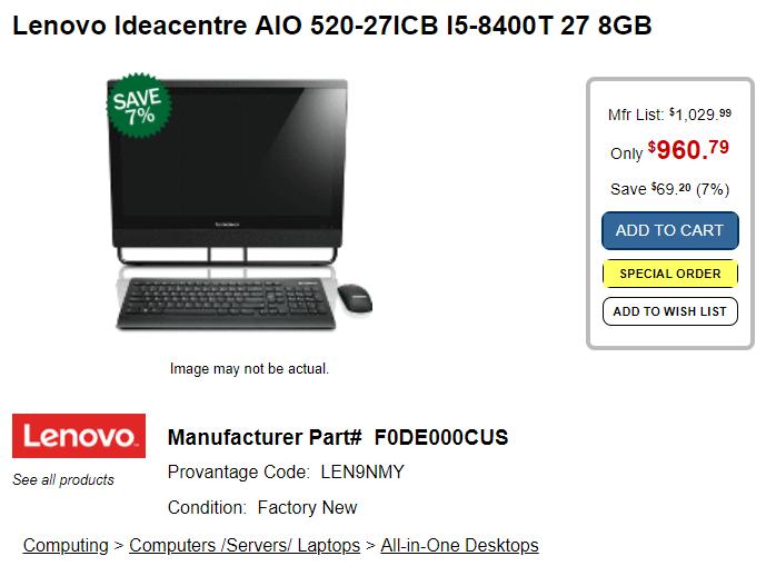 "Lenovo готовит новые ноутбуки на базе Ryzen"""