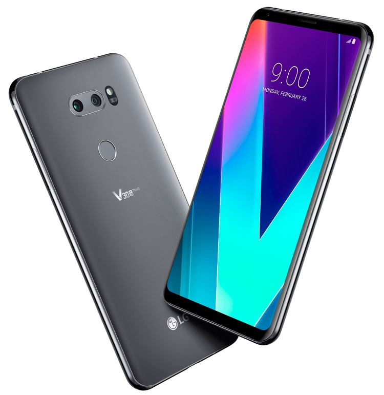 MWC 2018: LG V30S