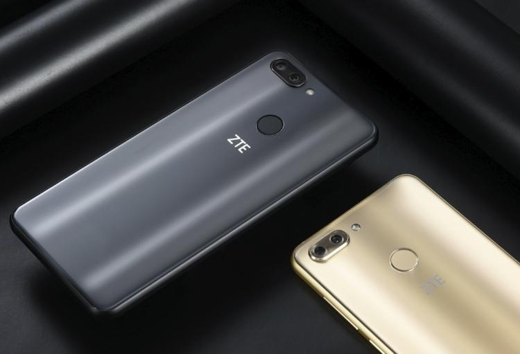 "MWC 2018: дебют смартфонов ZTE Blade V9 и Blade V9 Vita с двойной камерой"""