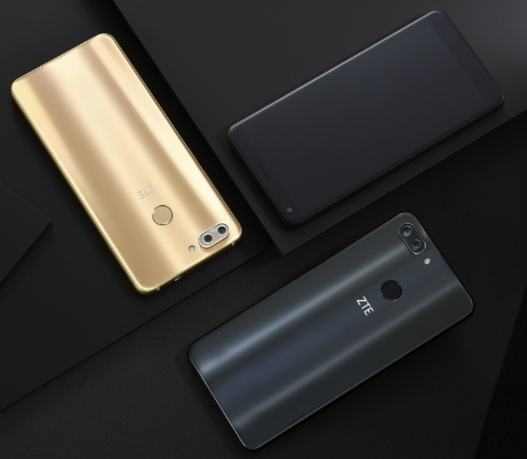 Смартфон ZTE Blade V9 получил АКБ на3200 мАч