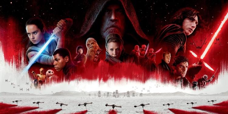 """ILM наглядно показала вклад графических дизайнеров в картину «Звёздные войны: Последние джедаи»"""""""