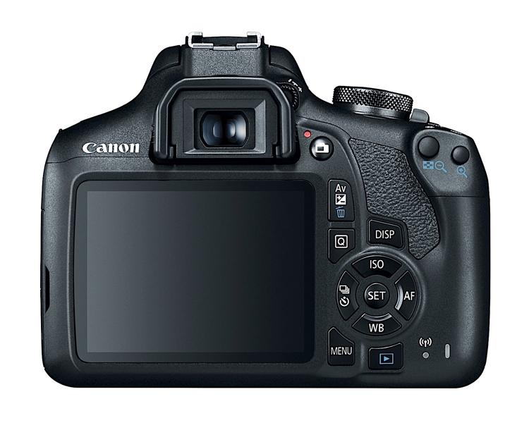 """Зеркальный фотоаппарат Canon EOS 2000D рассчитан на начинающих пользователей"""""""