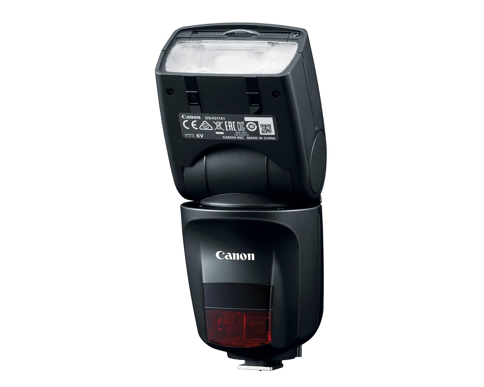 """Фотовспышка Canon Speedlite 470EX-AI наделена искусственным интеллектом"""""""