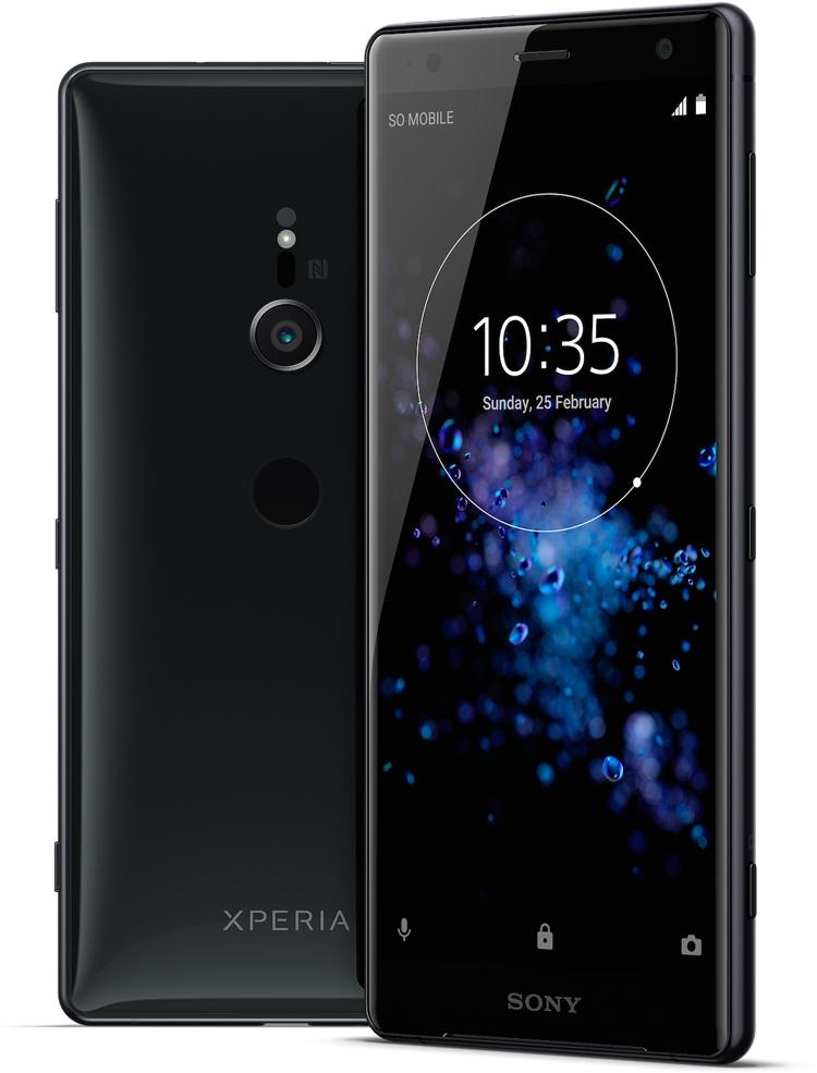 """MWC 2018: дебют смартфонов Sony Xperia XZ2 и XZ2 Compact с дизайном Ambient Flow"""""""