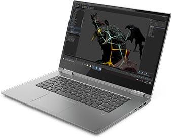 "MWC 2018: Lenovo представила ноутбук-трансформер Yoga 730 с поддержкой Alexa"""
