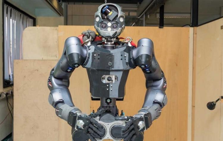 """Антропоморфный робот-спасатель Walk-Man подвергся модернизации"""""""