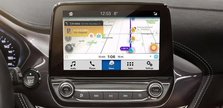"""MWC 2018: автомобили Ford получат социальную навигацию Waze"""""""