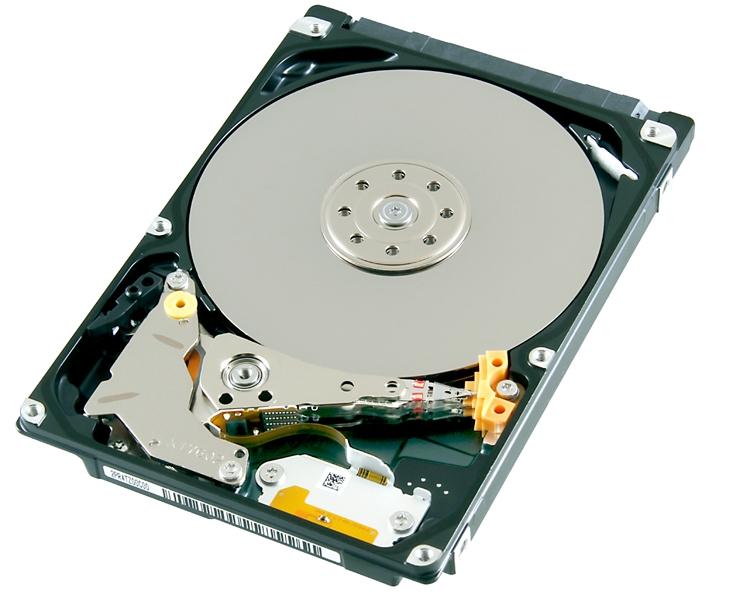 """Новый жёсткий диск Toshiba ёмкостью 2 Тбайт рассчитан на ноутбуки"""""""
