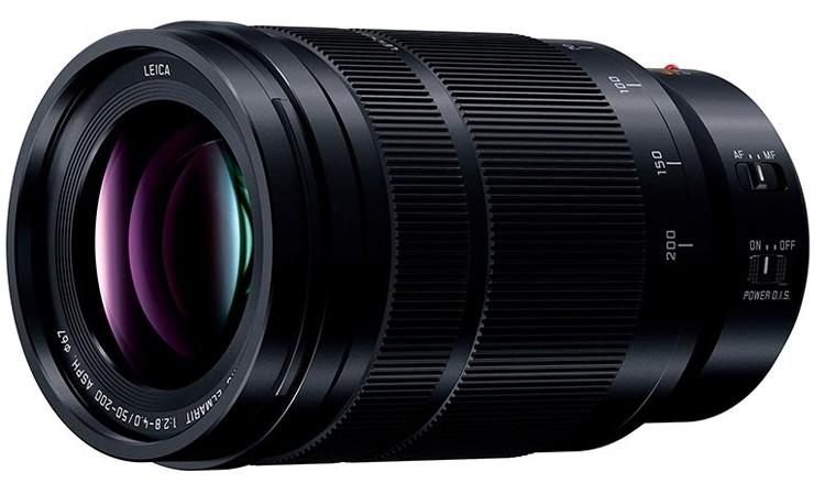 Представлен объектив Panasonic Leica DG Vario-Elmarit 50-200mm / F2.8-4.0 ASPH