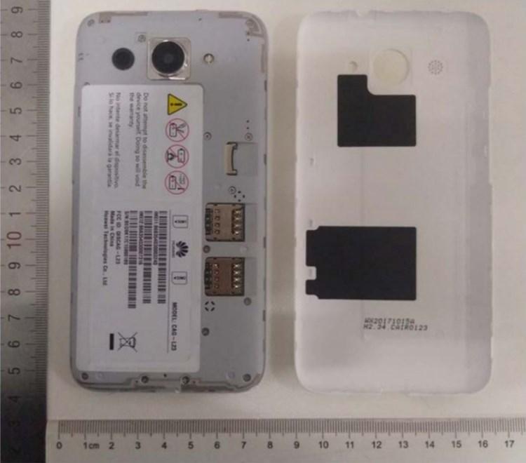 "Смартфон Huawei Y5 Lite (2018) станет ещё одним бюджетным гаджетом с Android GO"""