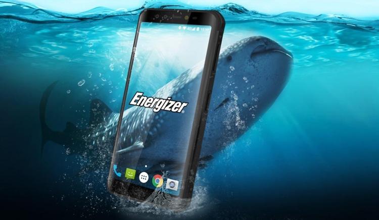 """MWC 2018: смартфон Energizer Hardcase H590S сочетает прочность и производительность"""""""